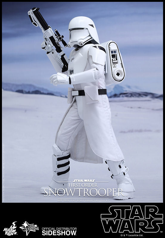 HOT TOYS STAR WARS: THE FORCE AWAKENS – FIRST ORDER SNOWTROOPER 12 IN FIGURE