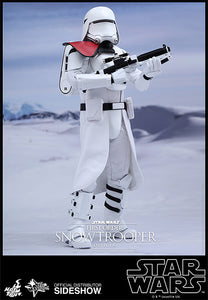 HOT TOYS STAR WARS: THE FORCE AWAKENS – FIRST ORDER SNOWTROOPER OFFICER FIGURE