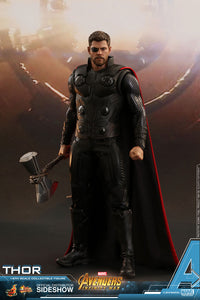 HOT TOYS AVENGERS: INFINITY WAR - THOR 12 IN FIGURE