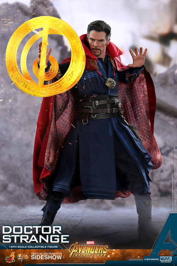 HOT TOYS AVENGERS: INFINITY WAR - DR. STRANGE 12 IN FIGURE