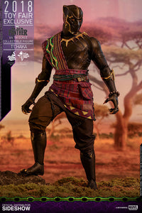 HOT TOYS BLACK PANTHER - T'CHAKA 12 IN FIGURE