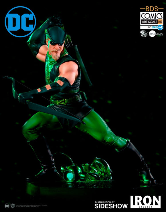 GREEN ARROW 1/10 STATUE