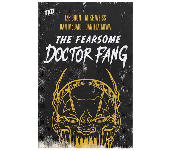 FEARSOME DR FANG TP VOL 01