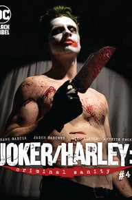JOKER HARLEY CRIMINAL SANITY #4 (OF 9) (MR)