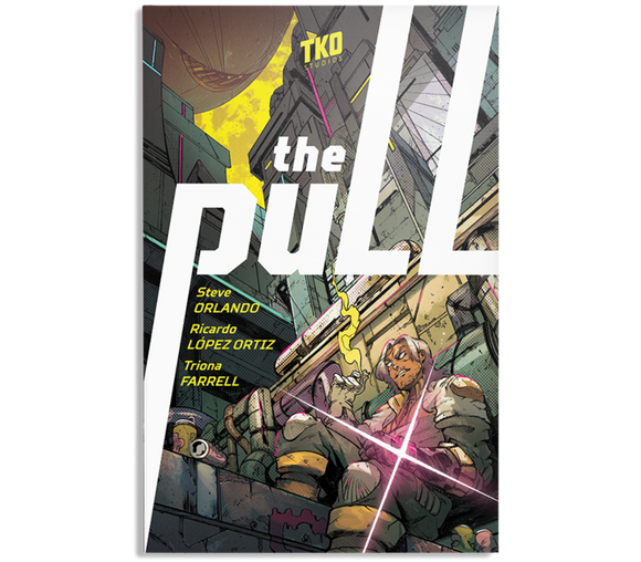 THE PULL TP VOL 01