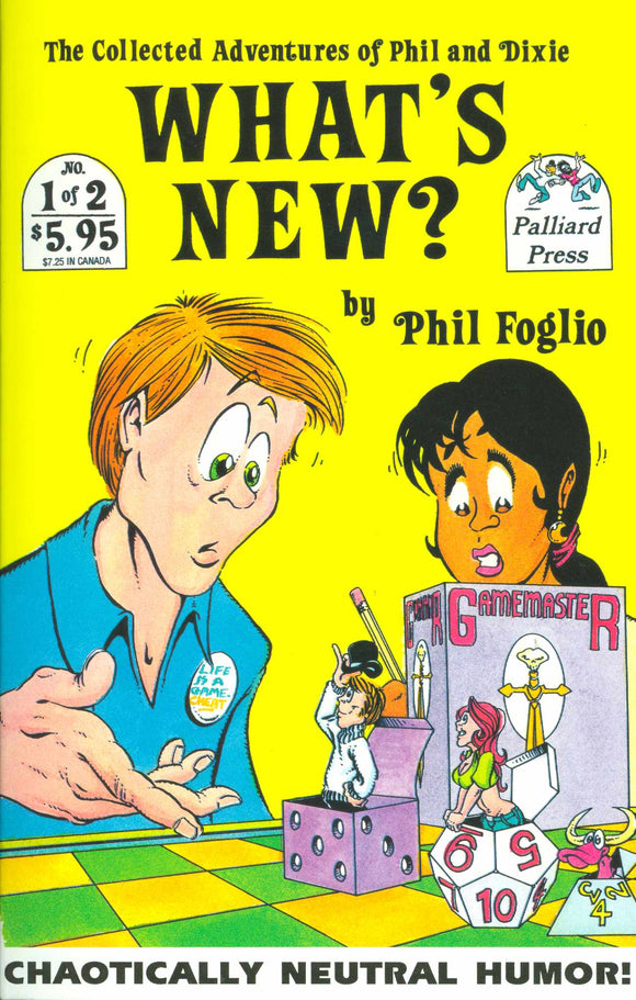 WHATS NEW WITH PHIL AND DIXIE #1