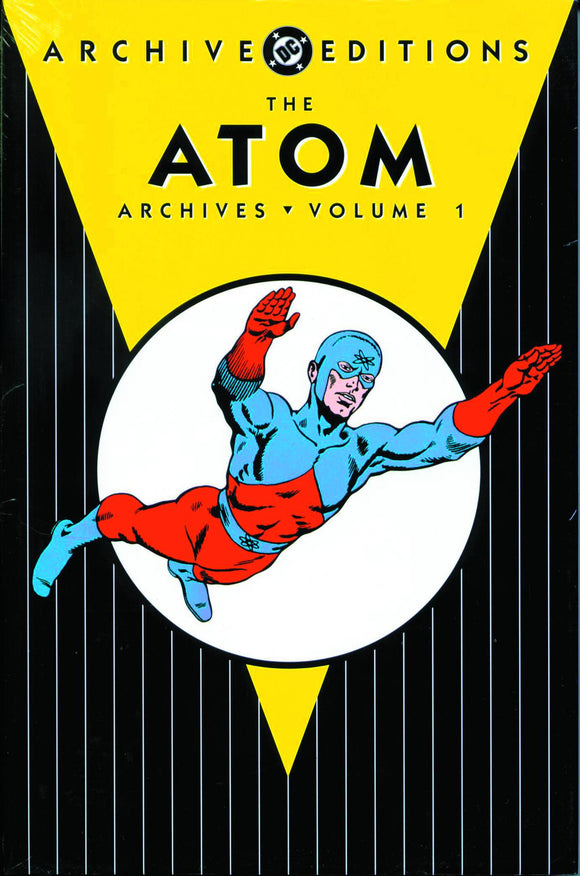 ATOM ARCHIVES HC VOL 01