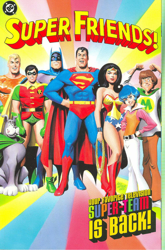 SUPER FRIENDS TP