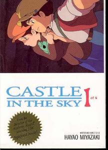 CASTLE IN THE SKY VOL 1 TP