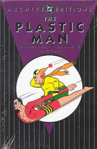 PLASTIC MAN ARCHIVES HC VOL 05