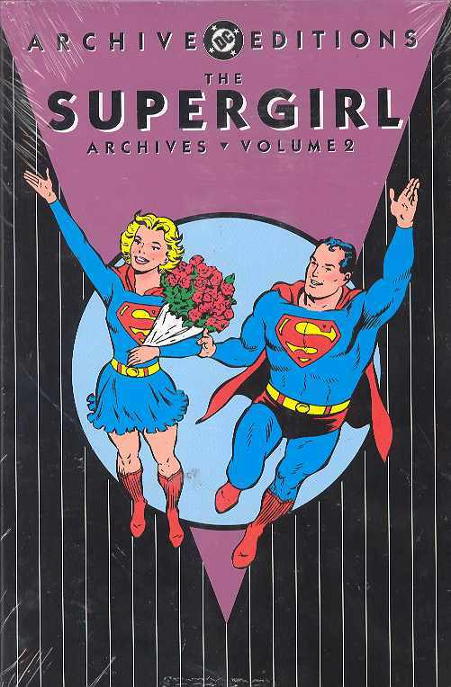 SUPERGIRL ARCHIVES HC VOL 02