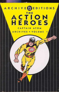 ACTION HEROES ARCHIVES HC VOL 01