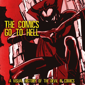 COMICS GO TO HELL HC