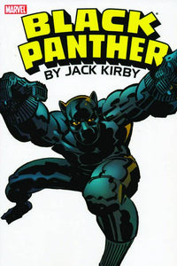 BLACK PANTHER BY JACK KIRBY TP VOL 01