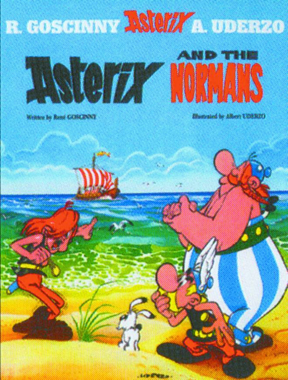 ASTERIX #09 ASTERIX AND THE NORMANS TP
