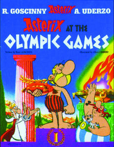 ASTERIX #12 ASTERIX AT OLYMPIC GAMES TP