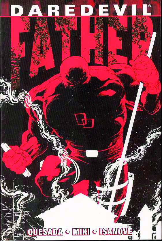 DAREDEVIL FATHER HC