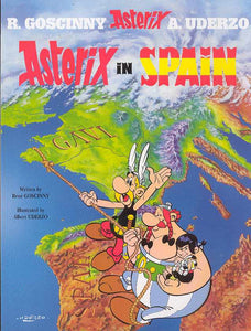 ASTERIX #14 ASTERIX IN SPAIN