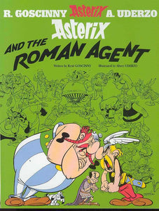 ASTERIX #15 ASTERIX AND THE ROMAN AGENT