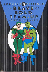 BRAVE AND THE BOLD TEAM UP ARCHIVES HC VOL 01