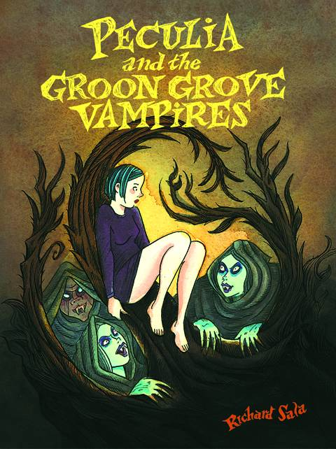 PECULIA & THE GROON GROVE VAMPIRES GN