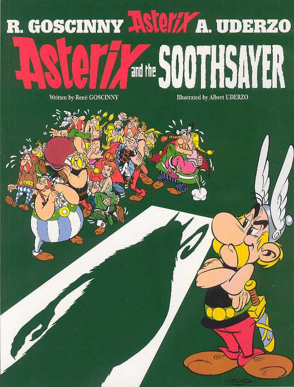 ASTERIX #19 ASTERIX AND THE SOOTHSAYER TP