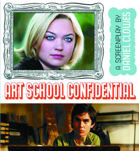 ART SCHOOL CONFIDENTIAL SCREENPLAY TP