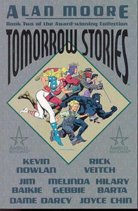 TOMORROW STORIES TP BOOK 02
