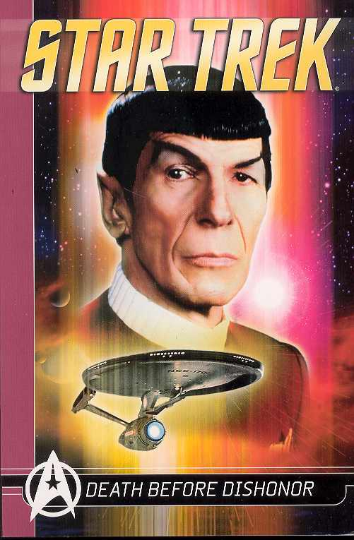 STAR TREK COMICS CLASSICS VOL 2 DEATH BEFORE DISHONOR TP