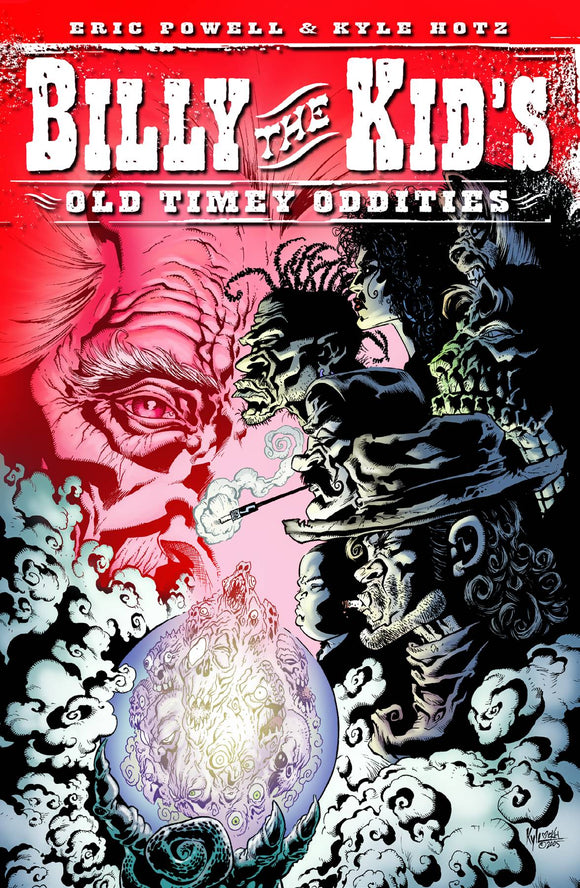 BILLY THE KID OLD TIMEY ODDITIES TP VOL 01