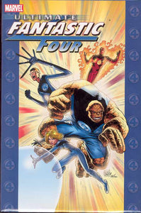 ULTIMATE FANTASTIC FOUR HC VOL 02