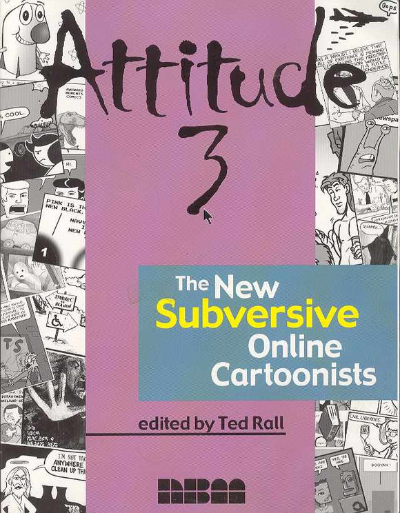 ATTITUDE VOL 3 NEW SUBVERSIVE SOCIAL COMMENTARY