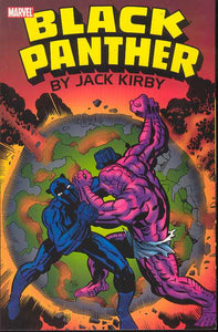 BLACK PANTHER BY JACK KIRBY TP VOL 02