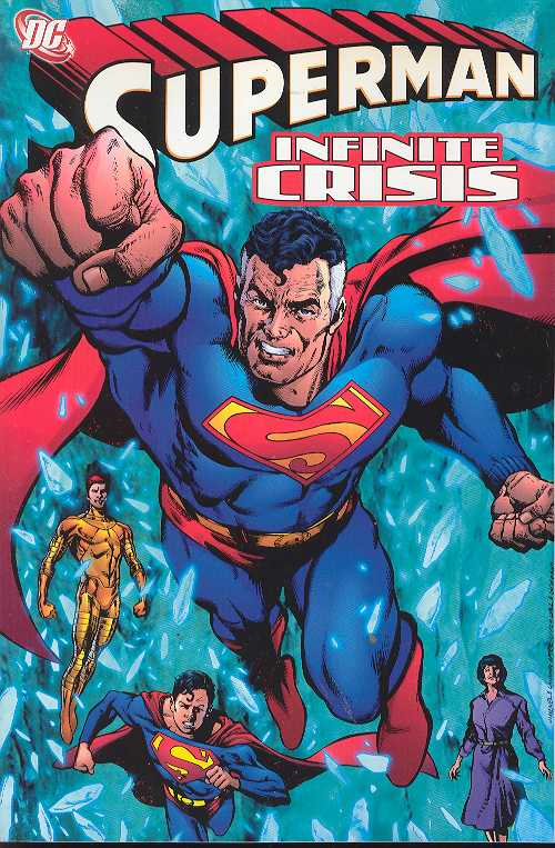 SUPERMAN INFINITE CRISIS TP
