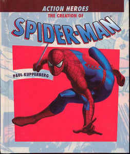 CREATION OF SPIDER-MAN HC