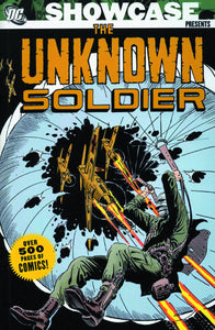 SHOWCASE PRESENTS THE UNKNOWN SOLDIER TP VOL 01