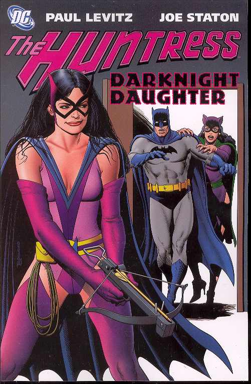 HUNTRESS DARK KNIGHT DAUGHTER TP