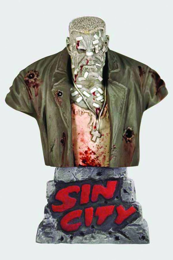 DF SIN CITY LEGENDS SERIES BLOODY MARV BUST