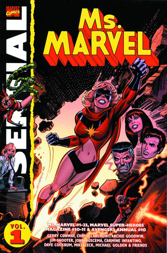 ESSENTIAL MS MARVEL TP VOL 01