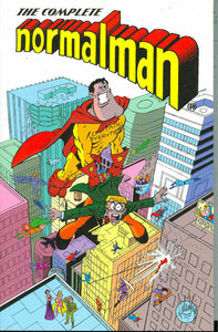 COLLECTED NORMALMAN TP