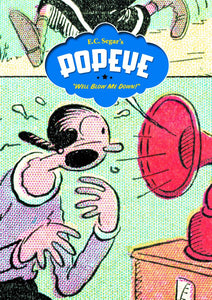 POPEYE HC VOL 02 WELL BLOW ME DOWN