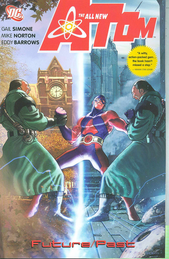 ALL NEW ATOM TP VOL 02 FUTURE PAST