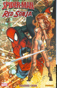 SPIDER-MAN RED SONJA TP