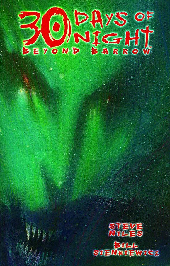 30 DAYS OF NIGHT TP VOL 09 BEYOND BARROW
