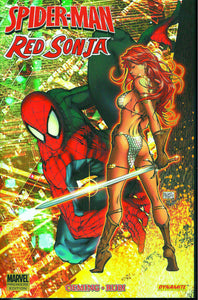 SPIDER-MAN RED SONJA PREM HC