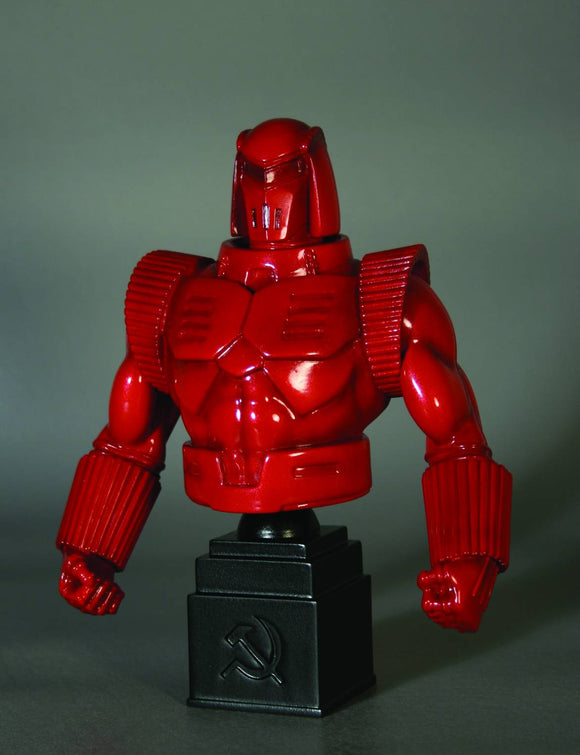CRIMSON DYNAMO MINI-BUST