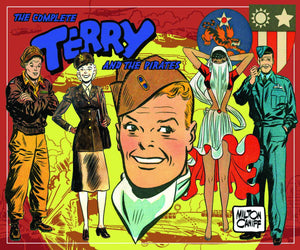 COMPLETE TERRY & THE PIRATES HC VOL 05 1943-1944