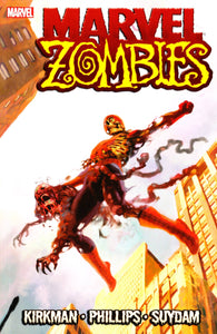 MARVEL ZOMBIES TP SPIDER-MAN COVER