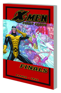 X-MEN FIRST CLASS TP FINALS GN