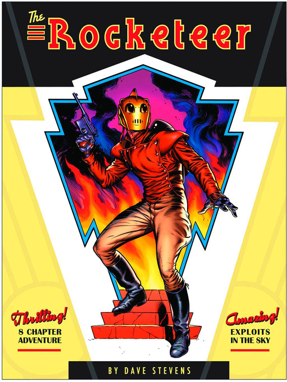 ROCKETEER COMPLETE COLLECTION HC VOL 01